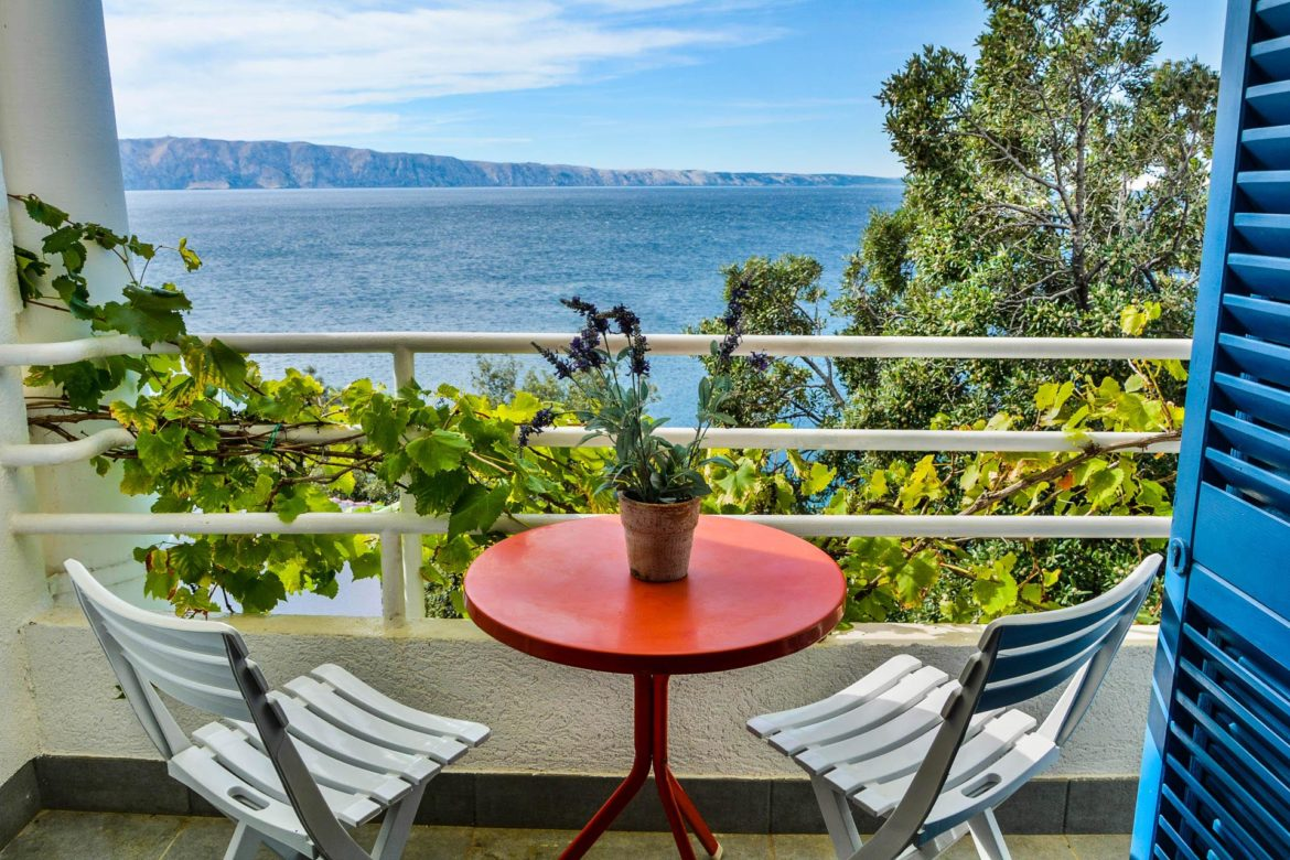 Apartments Miki Donja Klada near Senj, Croatia booking